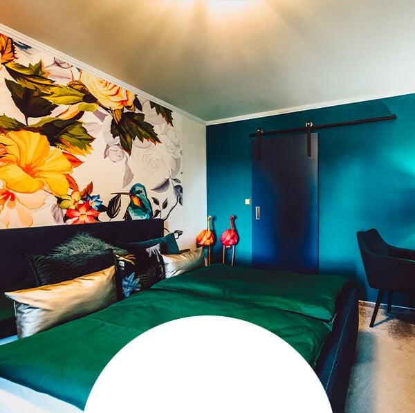 Resort Mlýn Černovice - Pokoj číslo 10